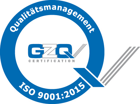 GZQ Certification_ISO